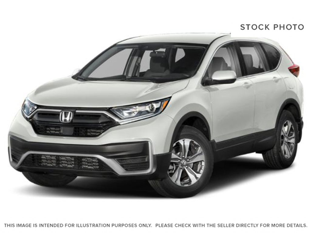 WHITE/NH-833P 2021 Honda CR-V