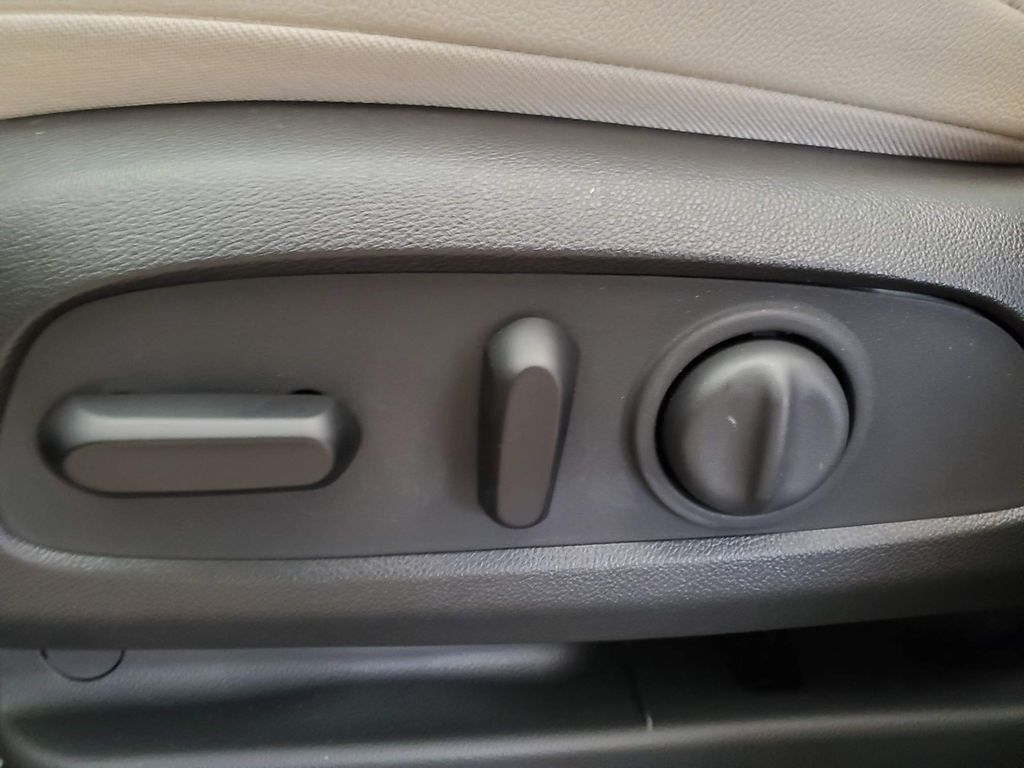 Black 2021 Buick Encore GX Driver's Side Door Controls Photo in Airdrie AB