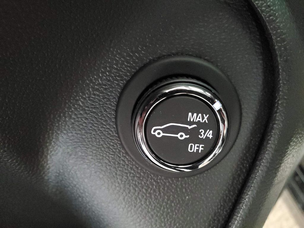 Black 2021 Buick Encore GX Left Front Interior Photo in Airdrie AB