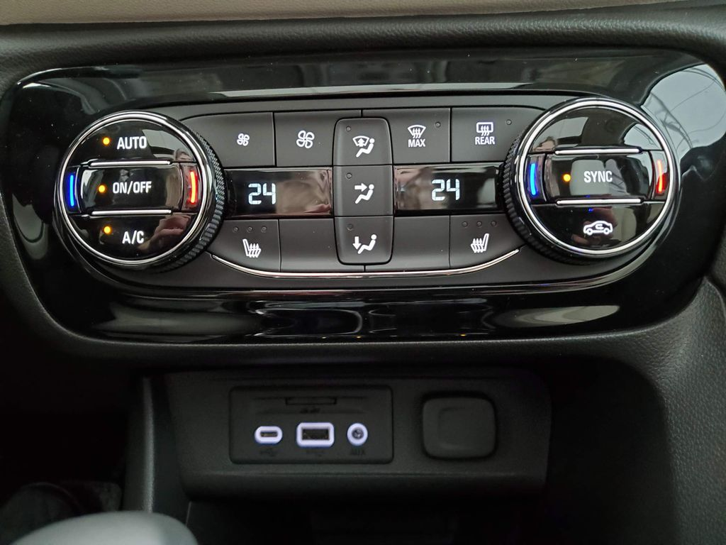 Black 2021 Buick Encore GX Trim Specific Photo in Airdrie AB