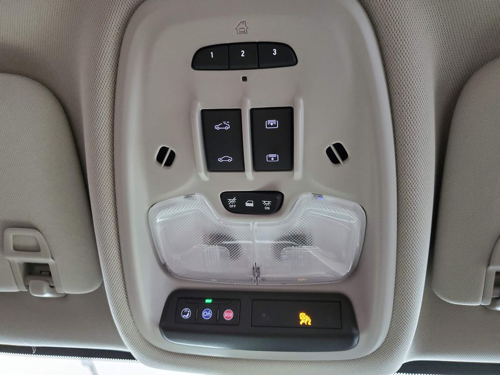 Black 2021 Buick Encore GX Center Console Photo in Airdrie AB