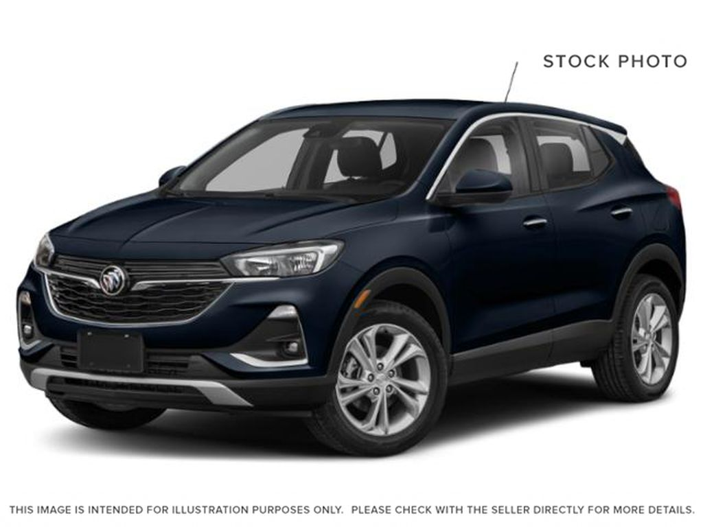 Dark Moon Blue Metallic 2021 Buick Encore GX