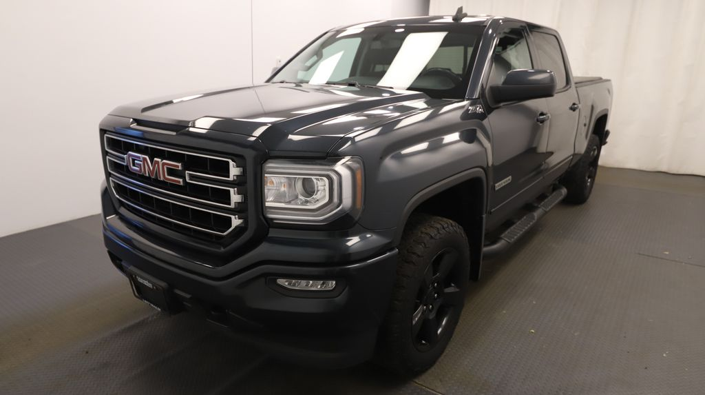 Grey 2018 GMC Sierra 1500 Left Front Head Light / Bumper and Grill in Lethbridge AB