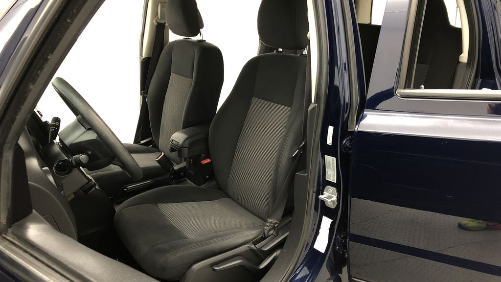 Blue[True Blue Pearlcoat] 2014 Jeep Patriot North - Alloy Wheels, AUTO, ALL CREDIT APPROVED Left Front Interior Photo in Winnipeg MB
