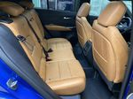 Blue[Wave Metallic] 2021 Cadillac XT4 Right Side Rear Seat  Photo in Edmonton AB