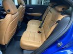 Blue[Wave Metallic] 2021 Cadillac XT4 Left Side Rear Seat  Photo in Edmonton AB