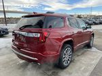 Red[Cayenne Red Tintcoat] 2021 GMC Acadia Denali Right Rear Corner Photo in Calgary AB