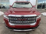 Red[Cayenne Red Tintcoat] 2021 GMC Acadia Denali Front Vehicle Photo in Calgary AB