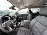 Red[Cayenne Red Tintcoat] 2021 GMC Acadia Denali Left Front Interior Photo in Calgary AB