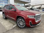 Red[Cayenne Red Tintcoat] 2021 GMC Acadia Denali Primary Listing Photo in Calgary AB