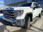 White[Summit White] 2021 GMC Sierra 2500HD SLE Left Front Head Light / Bumper and Grill in Calgary AB