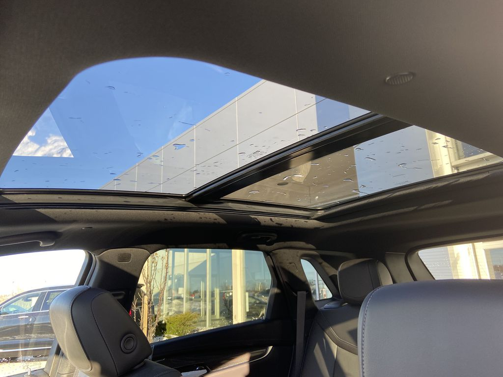 Black[Stellar Black Metallic] 2021 Cadillac XT5 Sport Sunroof Photo in Calgary AB