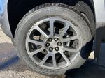 Gray[Satin Steel Metallic] 2021 GMC Canyon Denali Left Front Rim and Tire Photo in Calgary AB