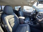 Gray[Satin Steel Metallic] 2021 GMC Canyon Denali Right Side Front Seat  Photo in Calgary AB