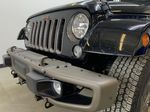 BLACK 2016 Jeep Wrangler Unlimited 75th Anniversary - NAV, Remote Start, Heated Seats Left Front Head Light / Bumper and Grill in Edmonton AB