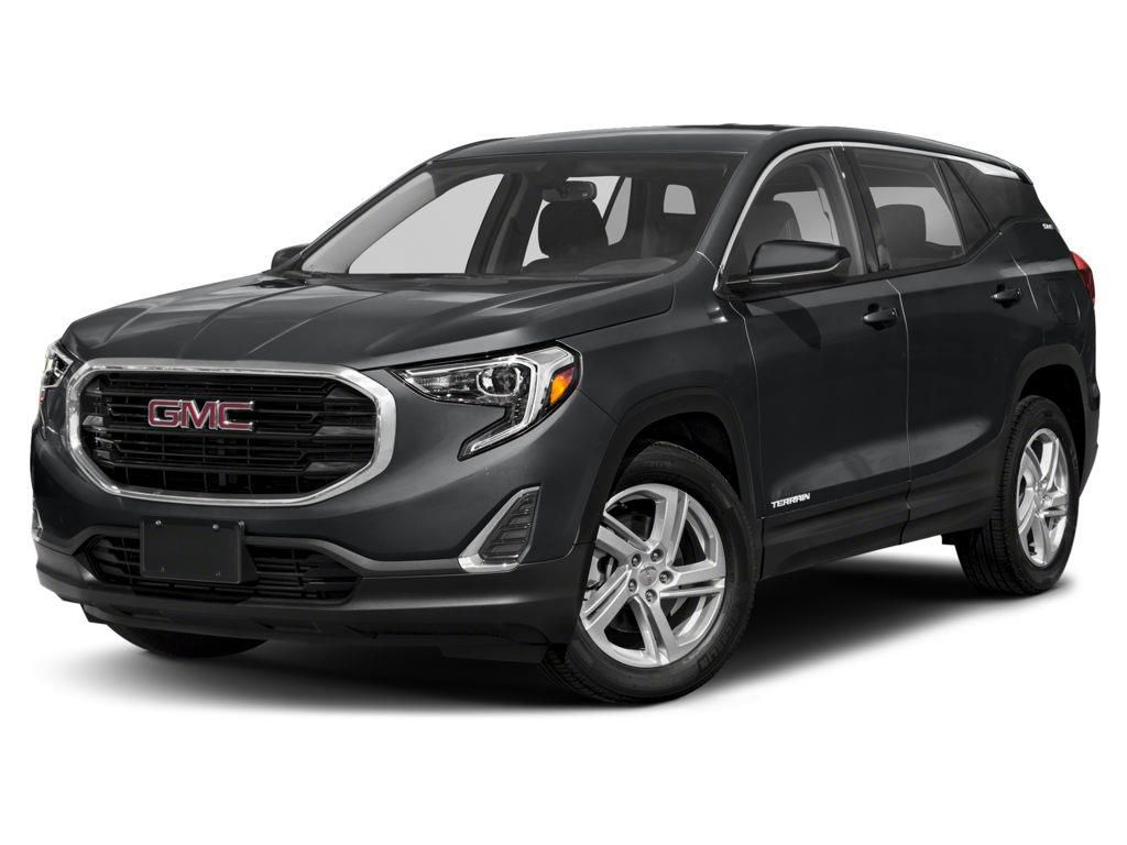 Grey 2021 GMC Terrain