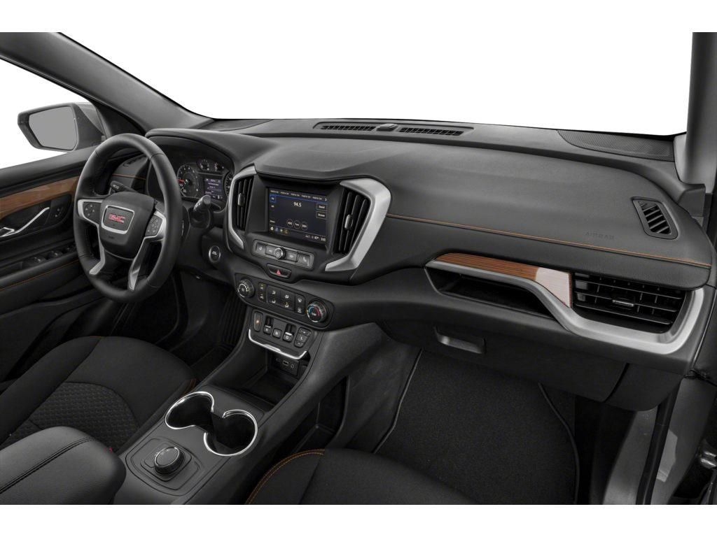 Grey 2021 GMC Terrain Front Vehicle Photo in Brooks AB