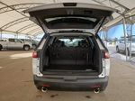 White 2021 Chevrolet Traverse Right Rear Interior Door Panel Photo in Airdrie AB