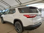 White 2021 Chevrolet Traverse Trunk / Cargo Area Photo in Airdrie AB