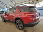 Red 2021 Chevrolet Traverse Trunk / Cargo Area Photo in Airdrie AB