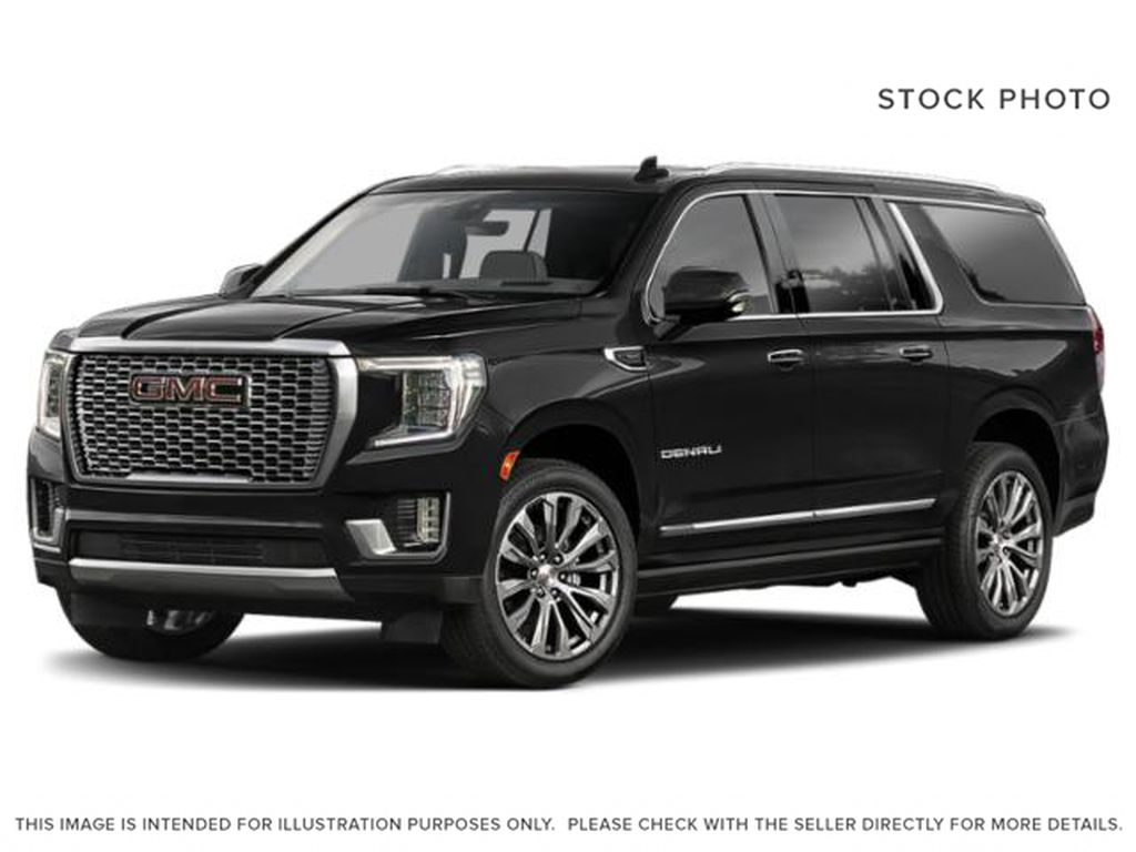 Onyx Black 2021 GMC Yukon XL