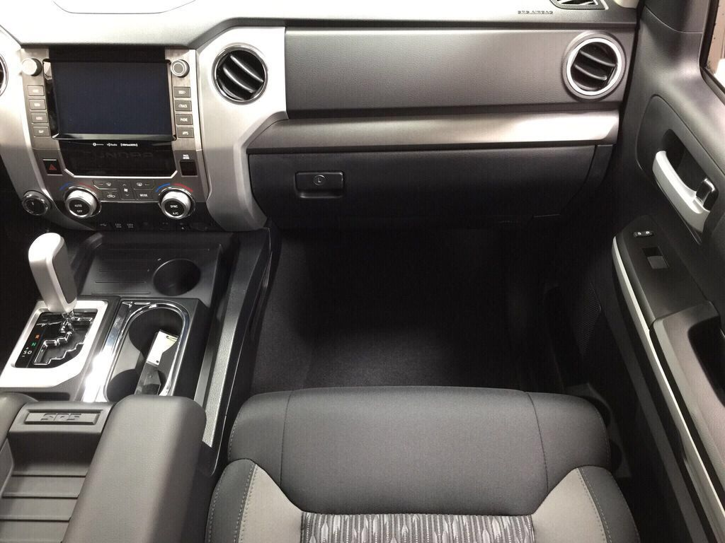 White[Super White] 2021 Toyota Tundra TRD Off-Road Right Front Seat Photo in Sherwood Park AB