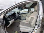 Silver 2014 Toyota Camry Hybrid Left Side Rear Seat  Photo in Brampton ON