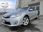 Silver 2014 Toyota Camry Hybrid Primary Listing Photo in Brampton ON