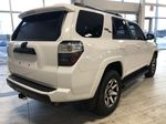 White 2019 Toyota 4Runner TRD Off Road Rear of Vehicle Photo in Edmonton AB