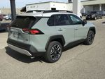 Gray[Lunar Rock/Ice Edge Roof] 2021 Toyota RAV4 Right Rear Corner Photo in Kelowna BC