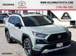 Gray[Lunar Rock/Ice Edge Roof] 2021 Toyota RAV4 Primary Listing Photo in Kelowna BC