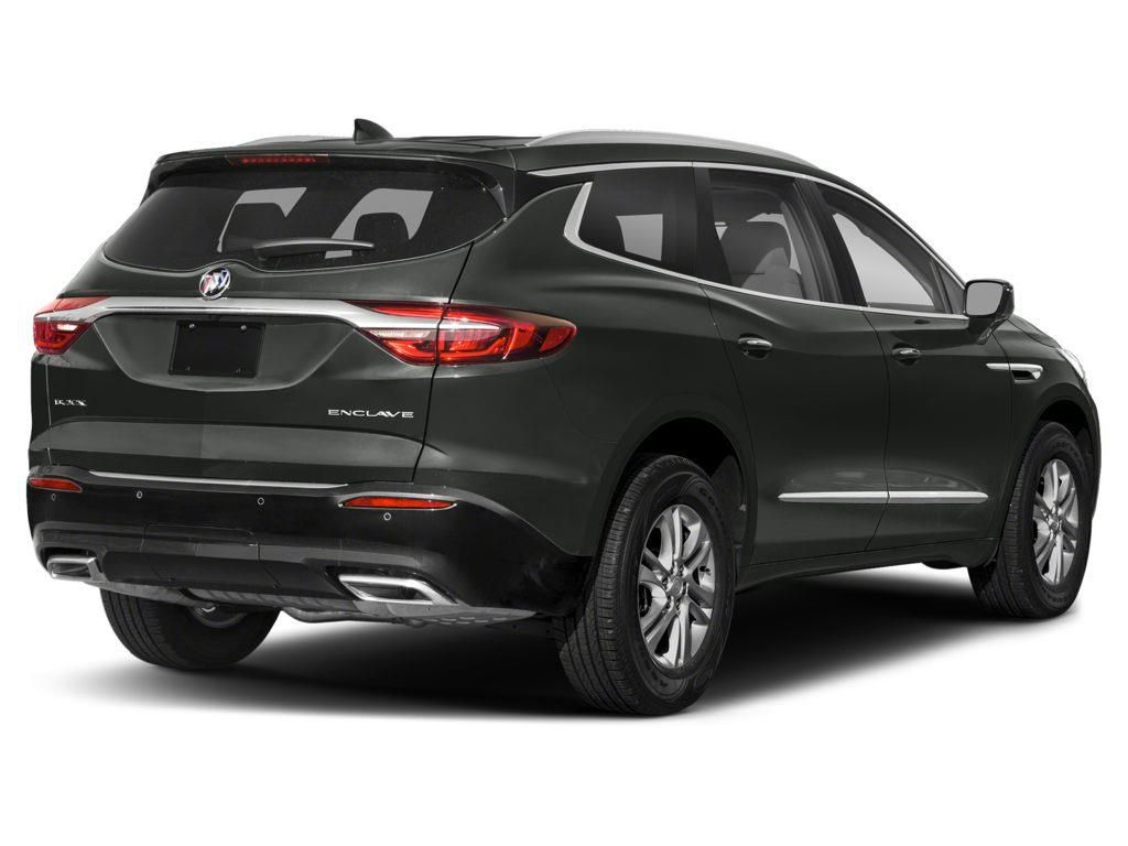 Dark Grey 2021 Buick Enclave Left Front Rim and Tire Photo in Lethbridge AB