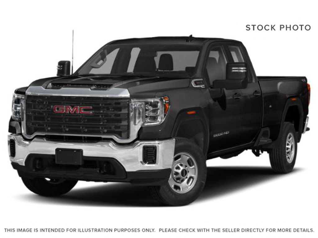Black[Carbon Black Metallic] 2020 GMC Sierra 2500HD
