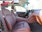 Black - Black Obsidian 2015 INFINITI QX50 Technology Package Left Front Seat Photo in Kelowna BC