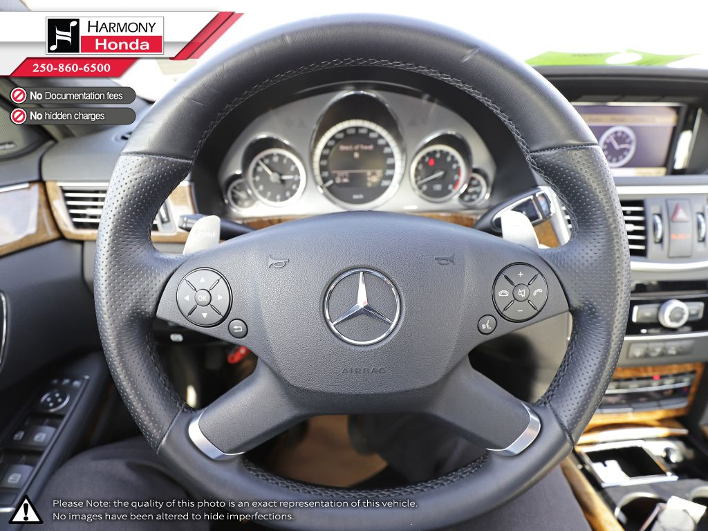 Grey - Indium Grey Metallic 2011 Mercedes-Benz E-Class Right Side Front Seat  Photo in Kelowna BC