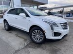 White[Crystal White Tricoat] 2019 Cadillac XT5 Luxury Primary Listing Photo in Calgary AB