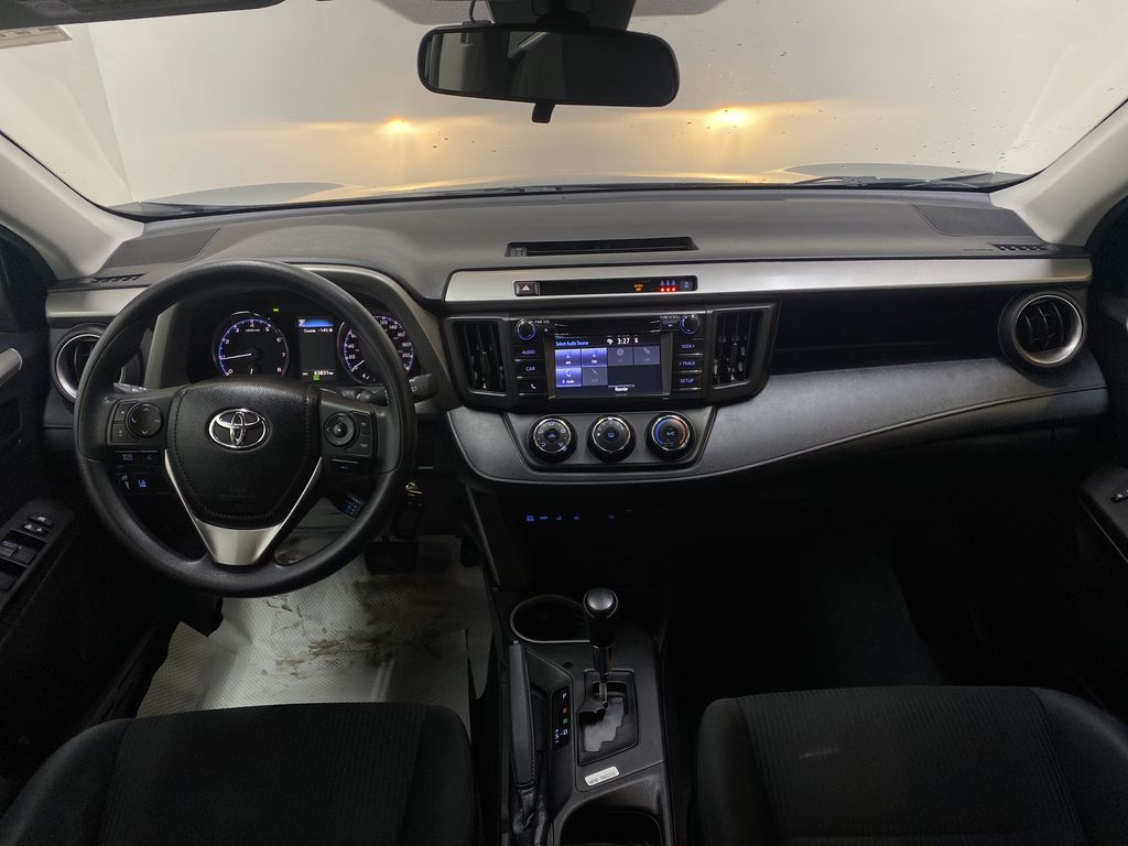 GREY 2017 Toyota RAV4 LE -  Remote Start, Backup Camera, Bluetooth Strng Wheel/Dash Photo: Frm Rear in Edmonton AB
