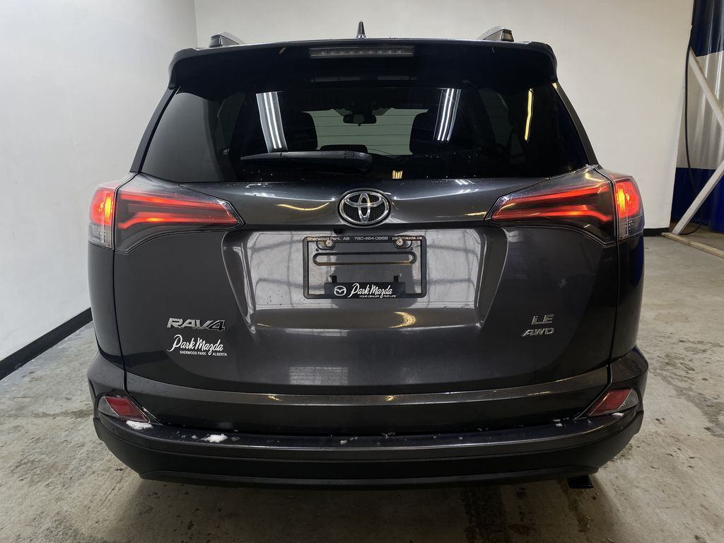 GREY 2017 Toyota RAV4 LE -  Remote Start, Backup Camera, Bluetooth Rear of Vehicle Photo in Edmonton AB