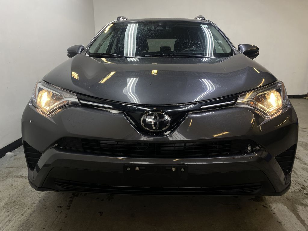 GREY 2017 Toyota RAV4 LE -  Remote Start, Backup Camera, Bluetooth Front Vehicle Photo in Edmonton AB