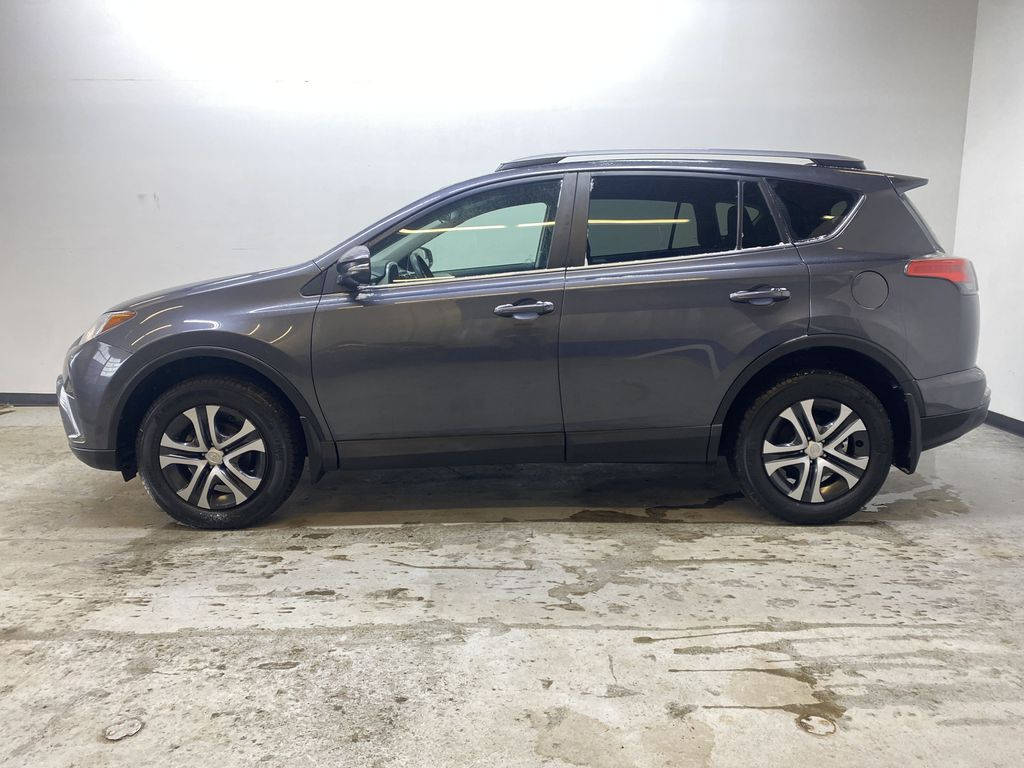 GREY 2017 Toyota RAV4 LE -  Remote Start, Backup Camera, Bluetooth Left Side Photo in Edmonton AB