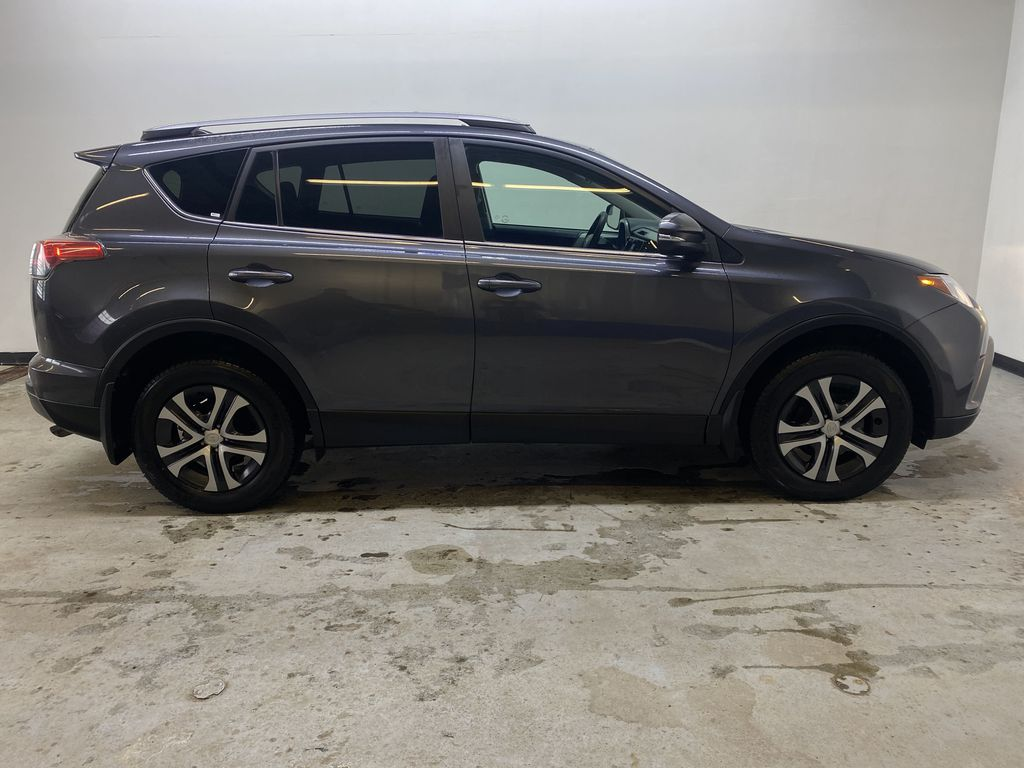 GREY 2017 Toyota RAV4 LE -  Remote Start, Backup Camera, Bluetooth Right Side Photo in Edmonton AB