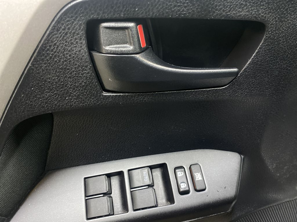GREY 2017 Toyota RAV4 LE -  Remote Start, Backup Camera, Bluetooth  Driver's Side Door Controls Photo in Edmonton AB
