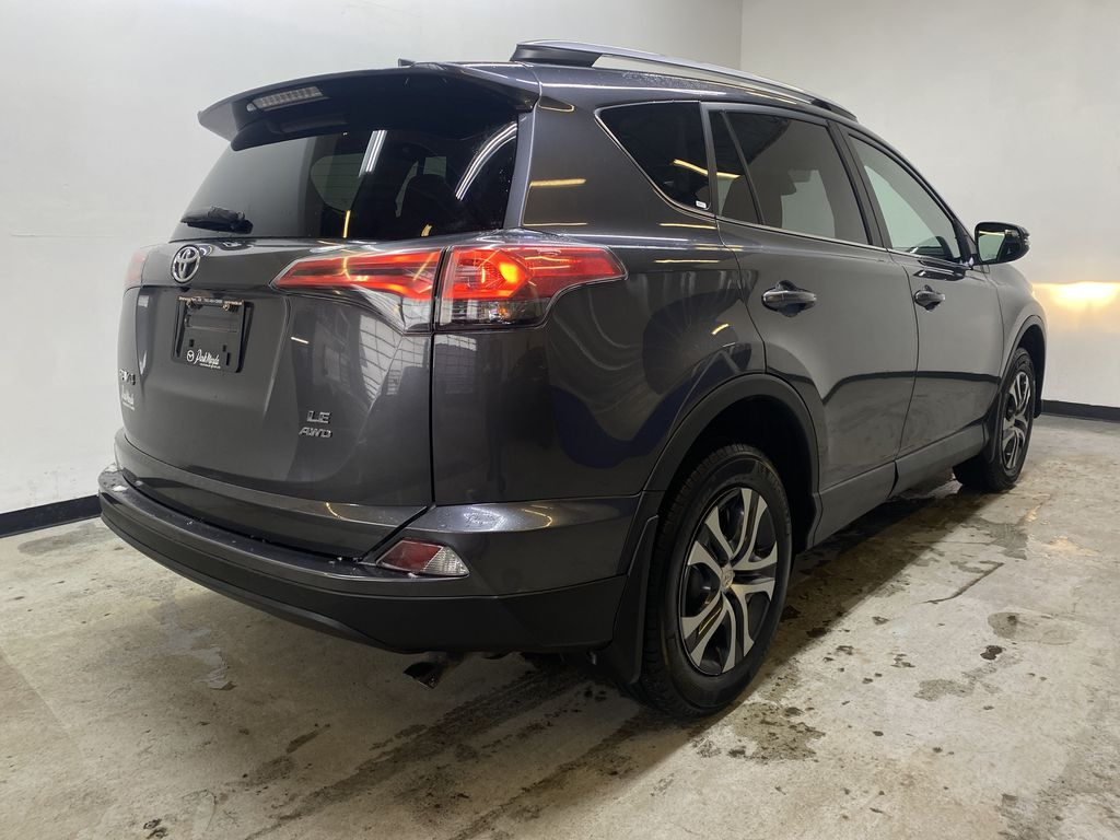 GREY 2017 Toyota RAV4 LE -  Remote Start, Backup Camera, Bluetooth Right Rear Corner Photo in Edmonton AB