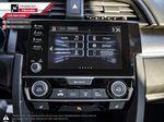 White 2020 Honda Civic Sedan Left Driver Controlled Options Photo in Kelowna BC