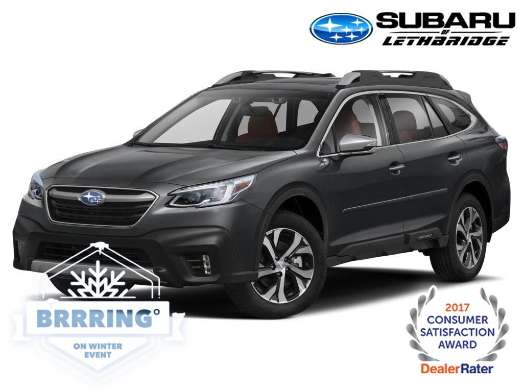 Grey 2021 Subaru Outback