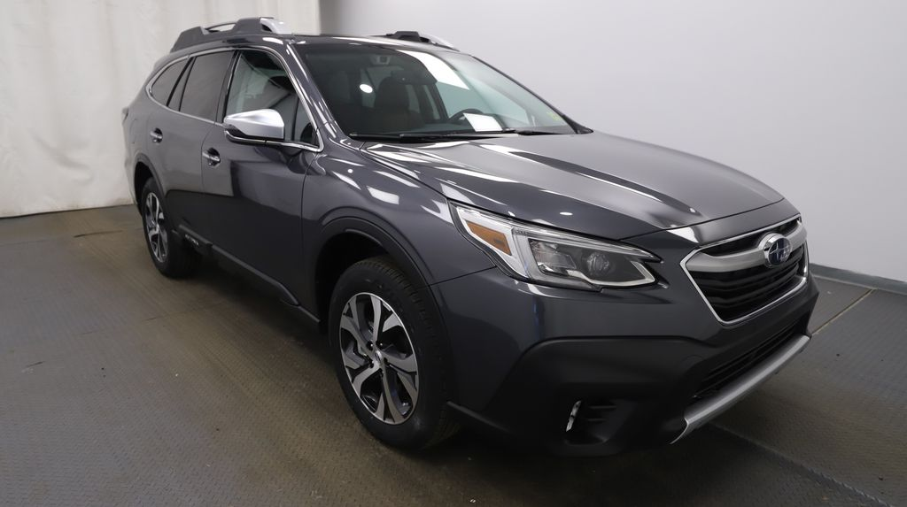Grey 2021 Subaru Outback Left Front Rim and Tire Photo in Lethbridge AB