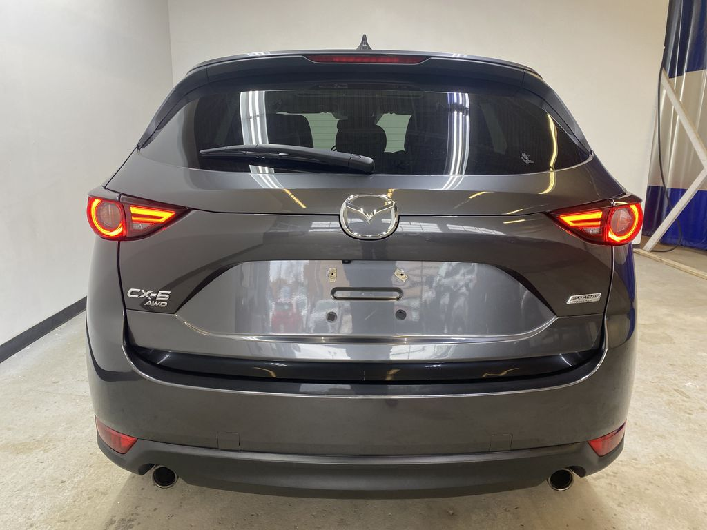 D.GREY 2019 Mazda CX-5 GT - Apple CarPlay, Heated/Cooled Seats, Leather Rear of Vehicle Photo in Edmonton AB