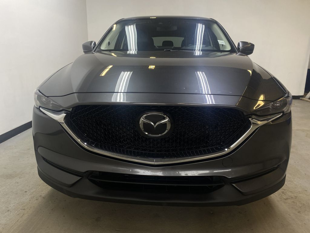D.GREY 2019 Mazda CX-5 GT - Apple CarPlay, Heated/Cooled Seats, Leather Front Vehicle Photo in Edmonton AB