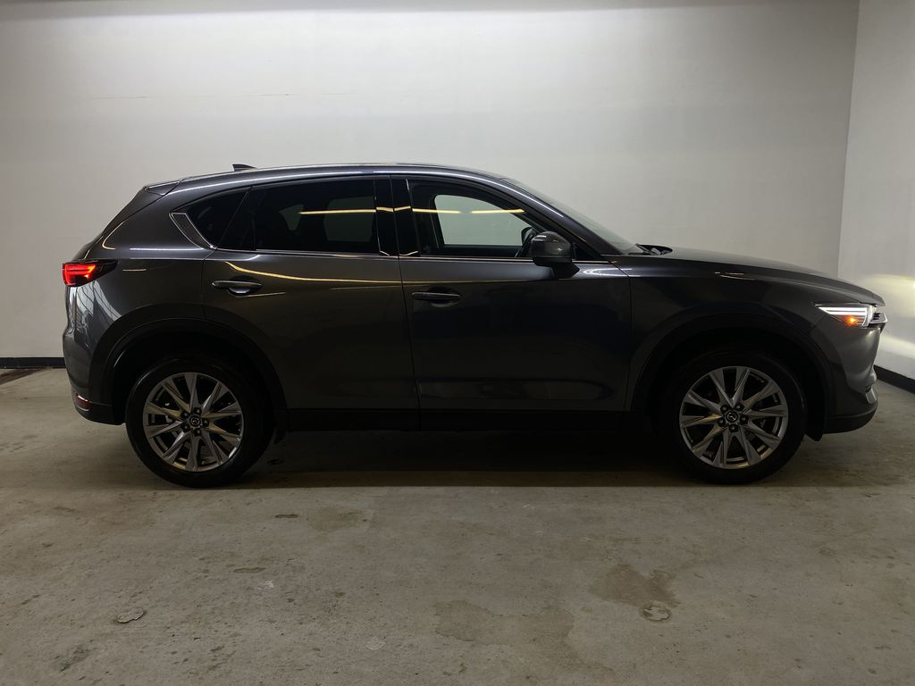 D.GREY 2019 Mazda CX-5 GT - Apple CarPlay, Heated/Cooled Seats, Leather Right Side Photo in Edmonton AB