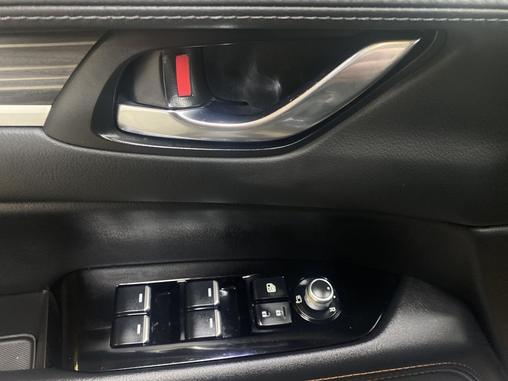 D.GREY 2019 Mazda CX-5 GT - Apple CarPlay, Heated/Cooled Seats, Leather  Driver's Side Door Controls Photo in Edmonton AB